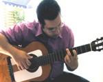 Antoine Santiago – Cours de guitare