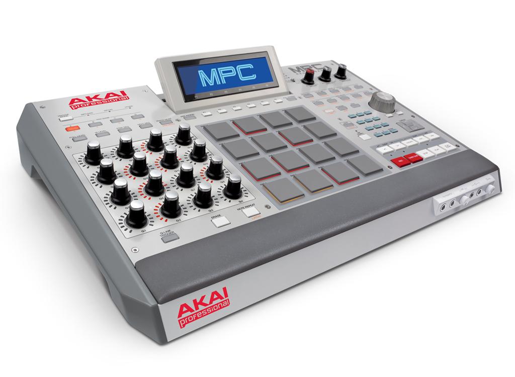 Akai annonce le nouveau sampleur séquenceur : le MPC Renaissance